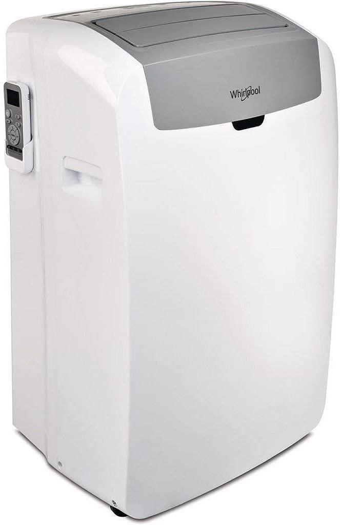 Whirlpool PACW212HP condizionatore portatile 12000 BTU con pompa di calore