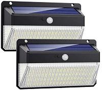 VOOE lampade solari da esterno 228 led